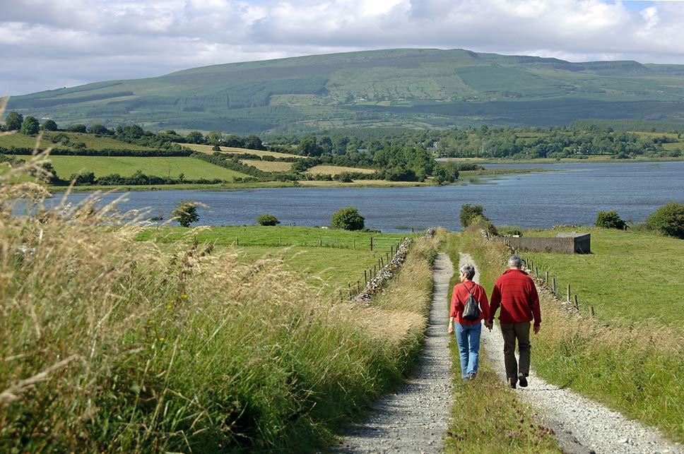 Stroll the walking trails in Ireland's Hidden Heartland
