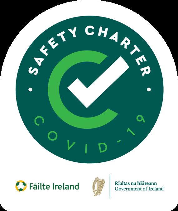 Emerald Star - Failte Ireland Safety Charter