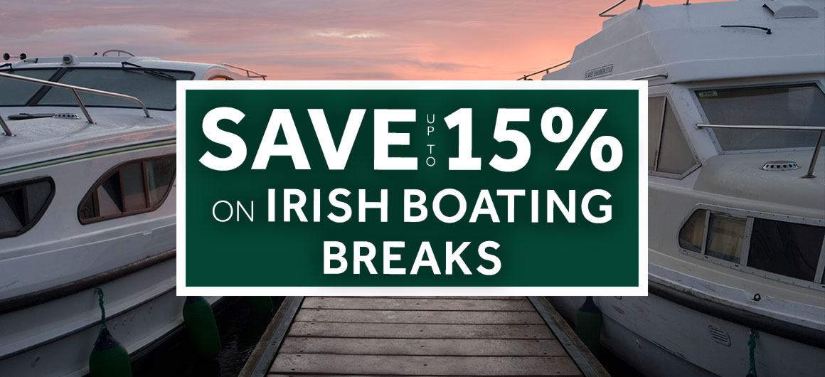 Emerald Star - save up to 15% on Irish Cruises