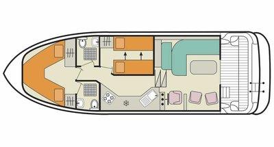 Caprice deckplan