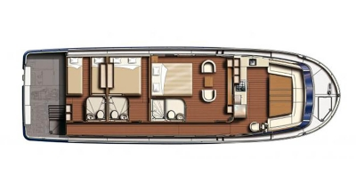 Vision 3 Master deckplan