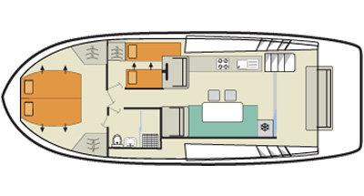 Horizon 1 Deckplan