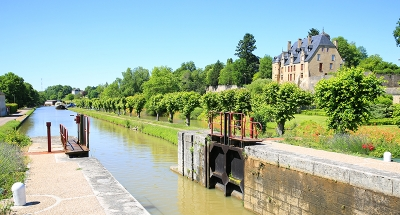 Chatillon-en-Bazois lock station