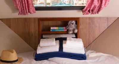 Mountain Star Cabins & bathrooms