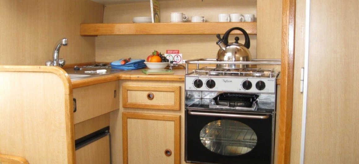 Capri WHS - kitchen