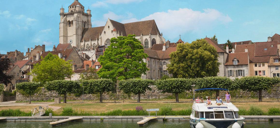 Dole, Franche Comté