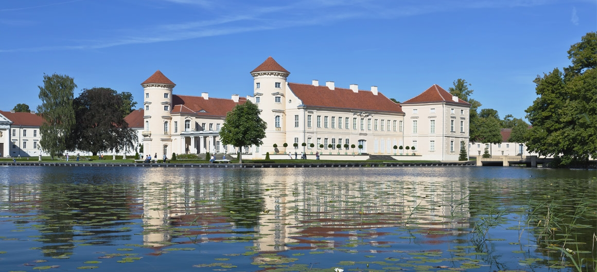 Rheinsberg Castle, Germany