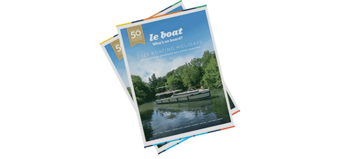 Le Boat - 2020 Boating Holiday Brochure