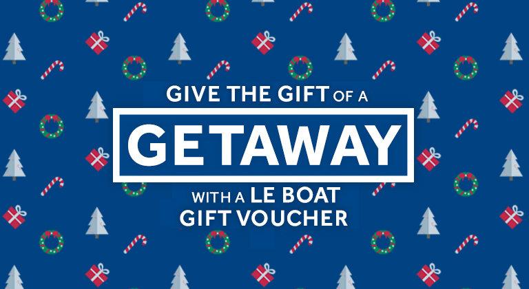 Le Boat -Gift Voucher